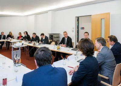Pressekonferenz, Berlin, 29.11.2019